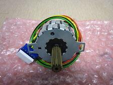 "New Saia UBD23U02RMZ17 12VDC 2W 3/16"" Shaft DC Electric Rotary Stepper Motor"