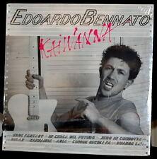 "Edoardo Bennato : Kaiwanna - vinile 33 giri / 12"" - sigillato"