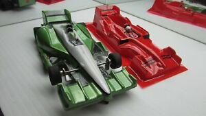 1/24 SCALE  JK INDY WIDE RTR AND EXTRA F1 LEXAN BODY...PAINTED AND DETAILED