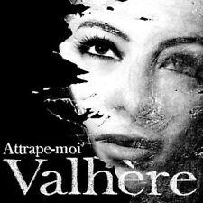 VALHERE - ATTRAPE-MOI - CD ALBUM CARDSLEEVE PROMO 12 TITRES 2008