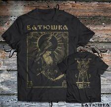 BATUSHKA LITOURGIYA OFFICIAL T-SHIRT alle Größen Батюшка Black Metal Cult SHEMA