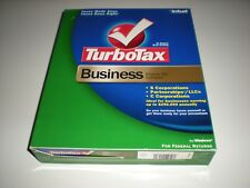 Turbotax 2005 Business (corporate) for Windows.  Not for Mac.  New.  Genuine.