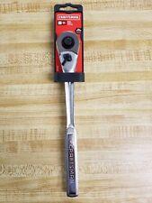 """New Craftsman 1/2""""DR 36 Tooth Socket Ratchet CMMT44809"""