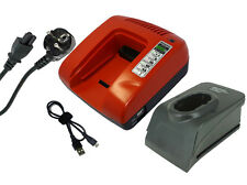 Powersmart 14.4 V / 18V Caricabatteria per Hitachi c18dlp4,CJ 18DL,cj18dlp4,CR
