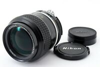 【EXC+++!!】 Nikon Ai Nikkor 105mm f/ 2.5 MF Lens for Nikon F Mount from Japan