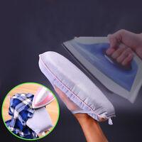 KQ_ HN- Mini Ironing Glove Board Table Garment Steamer Heat Resistant Sleeve Pop