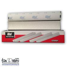 50 x Colad Schleifstreifen KLEBEND 70x420mm P80 + GRATIS Feile bei 10 VE