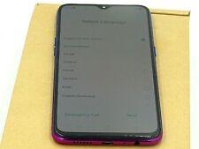 "OPPO RX17 Neo 128GB 6.4"" Unlocked Smartphone - Blue - Screen Burn & Scratches"