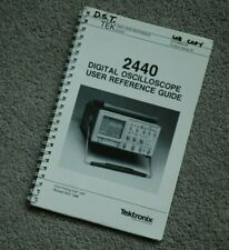 Tektronix 2440 User Reference Guide, 070-6600-00 Paper manual