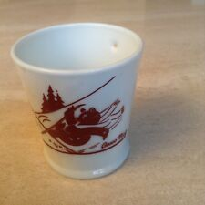 Vintage Anchor Hocking Fire King Bosco Bear Mug Cup