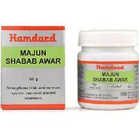 Hamdard Majun Shabab Awar 60g Unani Herbal | Lowest price | Free shipping WA387