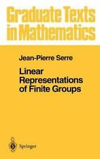 Linear Representations of Finite Groups (Graduate Texts in Mathematics)