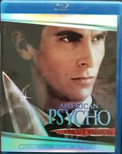American Psycho (Blu-ray Disc, 2007, Uncut Edition) Complete 100% Guaranteed Vgc
