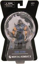 Mortal Kombat X figurine Sub-Zero 15 cm
