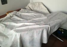 """Vintage Pair Jonelle Curtains Floral 50% Cotton 50% Polyester: 67"""" W x 51.5"""" L'g"""