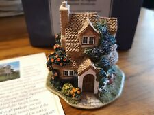 """Lilliput Lane """"Wagtails"""" L2185 Mint in original box with deed British collection"""