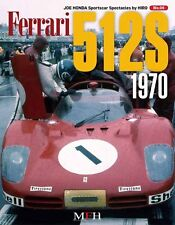 JOE HONDA Sportscar Spectacles by HIRO No.05 Ferrari 512S 1970