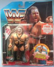 WWF HASBRO MOC FUNSKOOL DEMOLITION SMASH INDIA VERY RARE WWE FIGURE