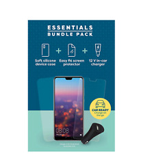 Samsung Galaxy S9 Device Case, Screen Protector, Car Charger
