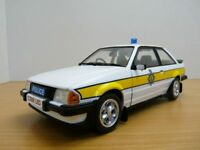 FORD ESCORT XR3i CAMBRIDGESHIRE CONSTABULARY Police 1/18