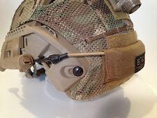 Bungee Ops-core Helmet devgru seals cag ranger marsoc crye aor1 wilcox norotos