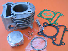 Cylinder kit 58.5mm for Yamaha Zuma 125cc 4T BWS 125 YW 125 Scooter 125--150cc