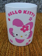bicchiere flower hello kitty tumbler vaso gobelet accessori bagno bathroom hk