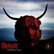 Antennas to Hell The Best of Slipknot Slipknot CD Sealed ! New !