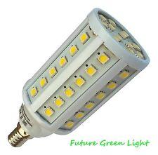 E14 SES 60 SMD LED 240V 9W 1000LM WHITE CORN BULB ~70W