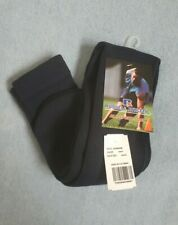 Russell Athletic All Sport Sock NAVY dark blue large Soccer RTS00AS NEW w/ Tags