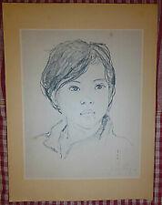 Vietnam Liberation Art - A GIRL GROWN UP IN THE RESISTANCE WAR - 1964 - NLF - 1