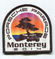 Porsche Aufnäher