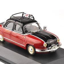 IXO 1:43 Panhard Dyna Z Paris 1953 Classic Taxi Car Model F Collection
