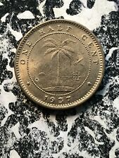 1937 Liberia 1/2 Cent (Many Available) High Grade! (1 Coin Only) Elephant