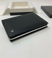 MONTBLANC Leder Case für Apple iPhone 12 Pro, X, XS, SE, 11 Pro NP:395€ -2899