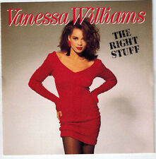 VANESSA WILLIAMS - The Right Stuff  (CD 1988) PolyGram