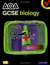 AQA GCSE Biology Student Book By Simon Broadley, Sue Hocking, Mark Matthews