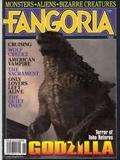 FANGORIA MAGAZINE #333 JUNE 2014 GODZILLA