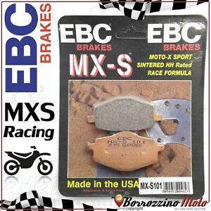 BRAKE PADS Sintered Mx-S EBC Racing MX Mxs101 For Yamaha DT 125 R 1991 - 1995