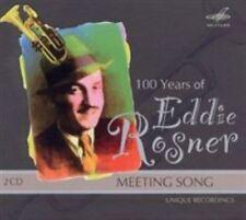 EDDIE ROSNER - 100 YEARS OF EDDIE ROSNER: MEETING SONG NEW CD