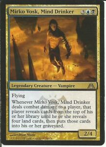 Infect Mill led by Mirko Vosk: Custom Magic MTG Commander EDH Deck -  100 cards