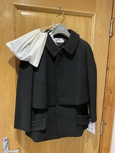 Christian Dior Wool Jacket With Belt/44/fit Size 12 RRP £2000
