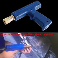 1xPowerful Spot Welding Gun Car Dent Repair Pistol Type With 3Extra Trigger Part