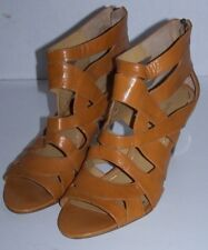 WOMEN SHOES  NINE WEST STRAPPY HEELS Size 8.M  NEW