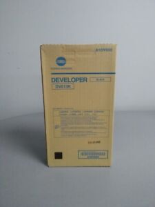 Konica Minolta DV-613K (A1DY600) Black Developer, bizhub PRESS C8000