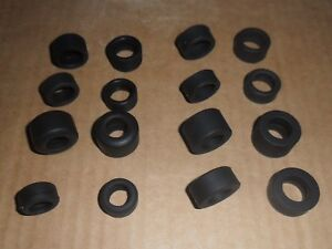 Scalextric variety / selection of brand new grippy car tyres tires superb spares