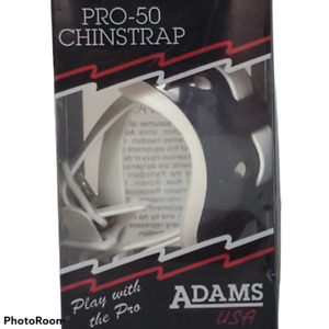 Adams USA High Hook Varsity Chin Strap Navy Blue New In Retail Box