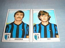 EDIS CALCIATORI 1977-78 ATALANTA ANDENA MEI #11 12 VELINA NUOVA CARD