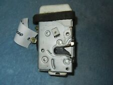 2002 SAAB 9-5 Left Front Door Latch Assembly  4857132