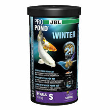 JBL Propond Winter S, 0,6 KG, Winter Food (3 MM) for Small Koi From 15-35 CM